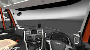 skin pack new year 2017 for iveco hiway and volvo 2012 2013 iveco stralis hi way interior exterior rework ver 1 1 mod for ets 2