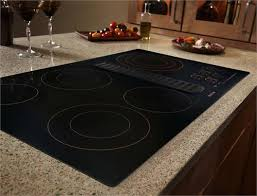 electric cooktop downdraft ge profile 30 downdraft electric