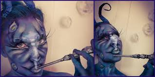 alice in wonderland caterpillar make up short youtube