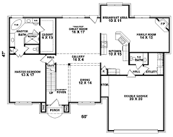 georgian colonial house plans georgian trail colonial home plan 087d 0763 house plans and more