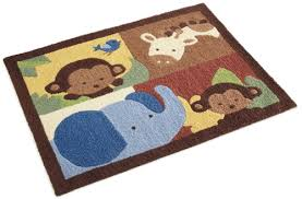 Rugs For A Nursery Jungle Animal Rugs Roselawnlutheran