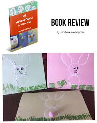 50 animal crafts for little kids review teach me mommy