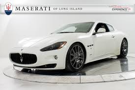 maserati cambiocorsa used 2009 maserati gt cambiocorsa for sale plainview near long