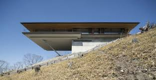 Slope House 20 Beautiful And Modern Cantilevered Buildings From All Over The World