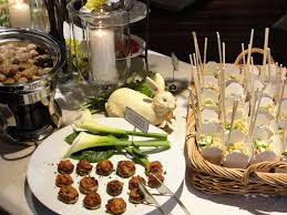 professional advice on effective plans in party food catering