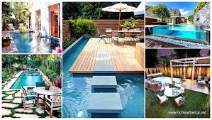 backyards terrific sophisticated backyard pool design ideas 130