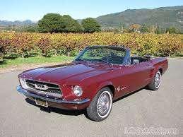 mustang 1967 for sale 1967 ford mustang convertible c code for sale