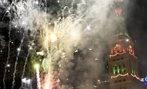 Good Morning America New Years Eve Decorations by Photos New Years Eve 2016 Around The World U2013 The Denver Post