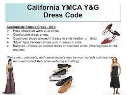 Comfortable Dress Code California Ymca Youth U0026 Government Dress Code Ppt Video Online