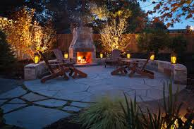 exterior fancy patios design for outdoor hangout space