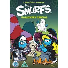smurfs halloween special region 2 dvd smurfs wiki fandom