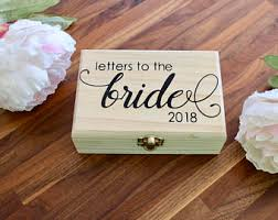 letters to the bride etsy