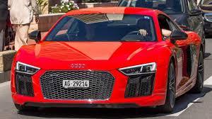 lexus lfa v10 560 ch audi r8 v10 plus driving and sound 2017 hq youtube