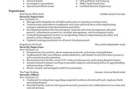 Retired Police Officer Resume Answer The Question Being Asked About Police Officer Resume Help