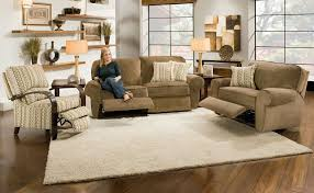 Living Room Reclining Sofas Furniture Find Your Maximum Comfort With Reclining Couches For