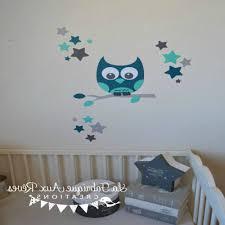 chambre hibou enchanteur sticker chambre bb garon avec stickers hibou destiné