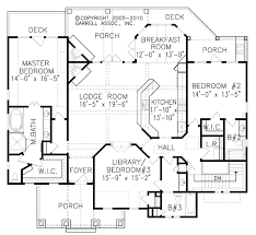 Garage House Floor Plans Cabin Floor Plans With Garage Home Deco Plans