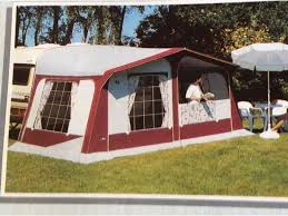 Trio Awning Caravan Awning Trio Mexico Burgandy 875 14 Sports Leisure