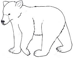 simple elephant outline free download clip art free clip art