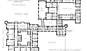 19 beautiful floor plans for castles architecture plans 14915
