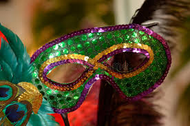 mask decorations table mask decoration stock photo image of colorful 70912660
