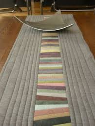 Modern Table Runners Best 25 Quilted Table Runner Patterns Ideas On Pinterest Table