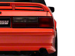 fox body tail lights foxbody mustang tail lights americanmuscle