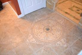 Basement Floor Drain Cover Wood Have Could Should Look Tile Creative Basement Floor