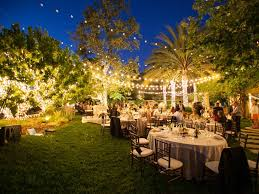 ideas 9 stunning backyard wedding decorations backyard
