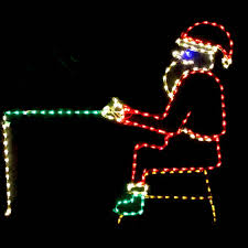 animated outdoor christmas decorations outdoor animated christmas displays