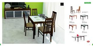 simple design simple design of dining table and chairs in india