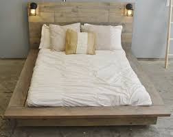 King Size Floating Platform Bed Plans by Best 25 Bed Frame Feet Ideas On Pinterest Upholstered Box