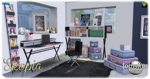 telecharger bureau bureau sims 4