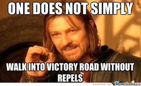 Victory Meme - victory road mordor by robrobandradeandrade meme center
