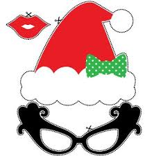 christmas photo booth props best 25 christmas photo booth props ideas on