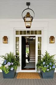 Design Flower Pots 29 Best Front Door Flower Pots Ideas And Designs For 2017