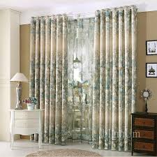 Window Curtains 2018 New Styles Luxury Window Curtains For Living Room Bedroom