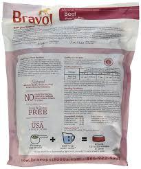 bravo homestyle freeze dried dinner turkey food 2 lb pet
