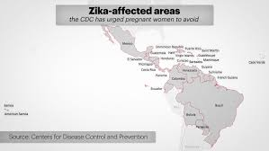 Map Of Caribbean Islands And South America by Map Zika Affected Countries Cdc Urges Pregnant Women Avoid