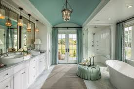 bathroom master decorating ideas pinterest tv above gallery