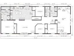 5 bedroom mobile home floor plans 5 bedroom modular home floor