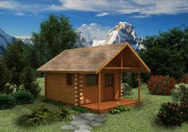 small cabin building plans log home floor plans american log homes floor plan mini log cabins