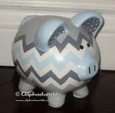 Customized Piggy Bank Money Bank Piglet Piggy Banks Banks And Craft