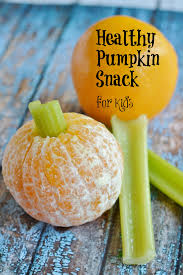 4 fun and healthy halloween snacks that you will love