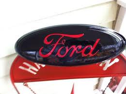 Black Mustang Grille Emblem Best 25 Black Ford Emblem Ideas On Pinterest Ford Emblem Ford