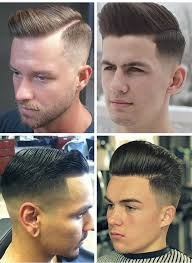 tufts and pompadour hard part haircut 15 best hard part styles how to cut the