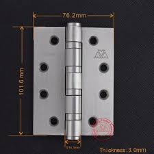 Ball Bearing Hinges For Interior Doors by 433 High Quality Staintess Steel Ball Bearing Fix Pin Or Loose Pin