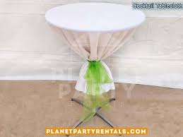 cocktail table rentals cocktail tables