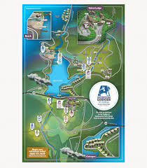 Honeyman State Park Map You Won U0027t Get Lost Georgia State Parks With A Park Map Unicoi