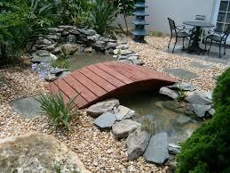 backyard bridges backyard bridge construction home outdoor decoration